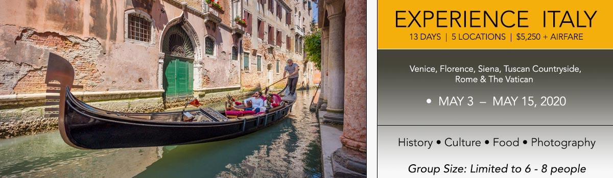 Italy Tour Venice