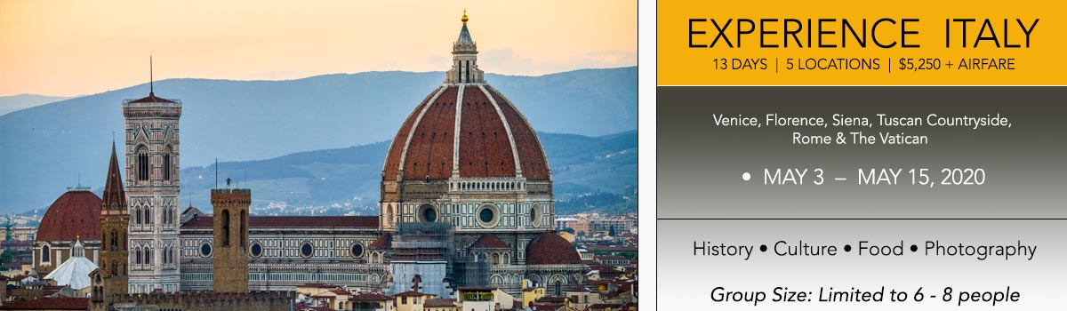 Small Group Italy Tour Florence